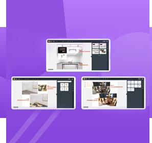 装点e家共享软装设计平台